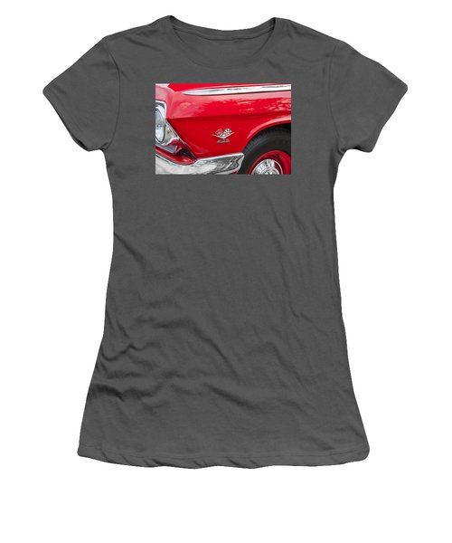 1962 Chevy Impala 409 Women's T-Shirt (Athletic Fit)