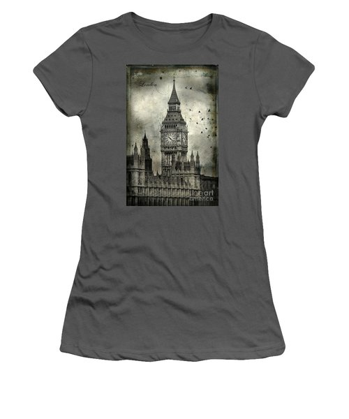Big Ben Women's T-Shirt (Athletic Fit)