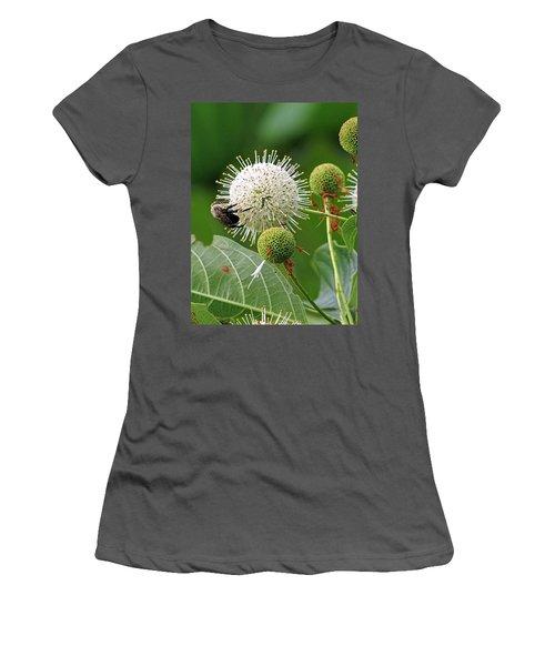 Bumbler Women's T-Shirt (Athletic Fit)