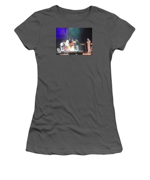 Women's T-Shirt (Junior Cut) featuring the photograph Devon Allman And The Honeytribe by Kelly Awad