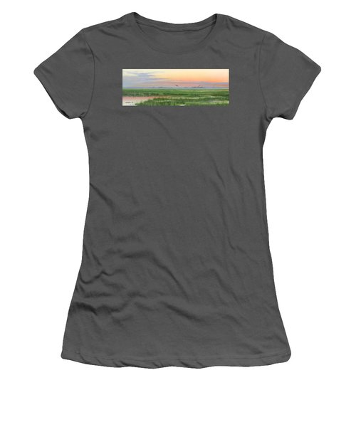 Divine Whisper Women's T-Shirt (Athletic Fit)