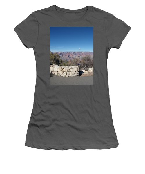 Women's T-Shirt (Junior Cut) featuring the photograph Grand Canyon by David S Reynolds