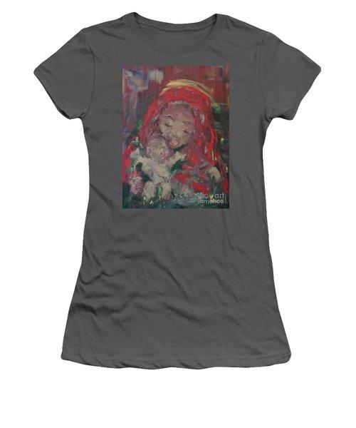 Hope  Women's T-Shirt (Junior Cut) by Laurie L