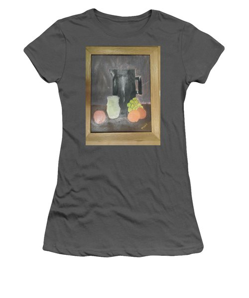 #2 Women's T-Shirt (Junior Cut) by Mary Ellen Anderson