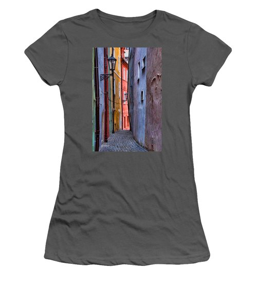 Medieval Alley Women's T-Shirt (Athletic Fit)