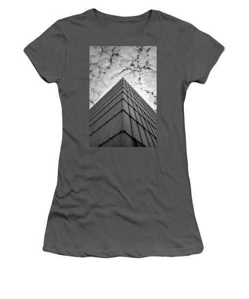 Modern Architecture Women's T-Shirt (Junior Cut) by Chevy Fleet