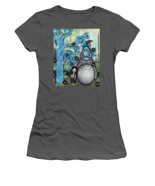 My Friend Women's T-Shirt (Junior Cut) by Abril Andrade Griffith