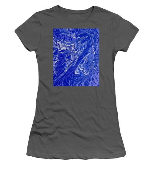 Abstract 33 Women's T-Shirt (Athletic Fit)
