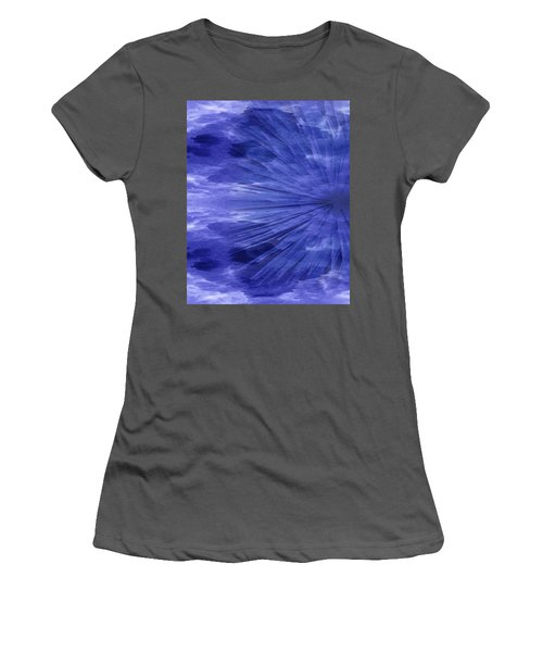 Abstract 58 Women's T-Shirt (Athletic Fit)