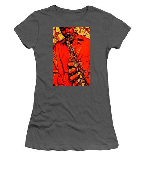 Alto At Its Best Women's T-Shirt (Athletic Fit)