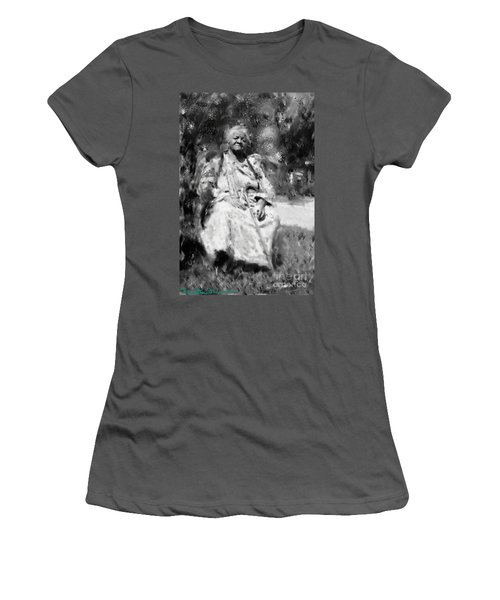 Former Slave Woman Women's T-Shirt (Athletic Fit)