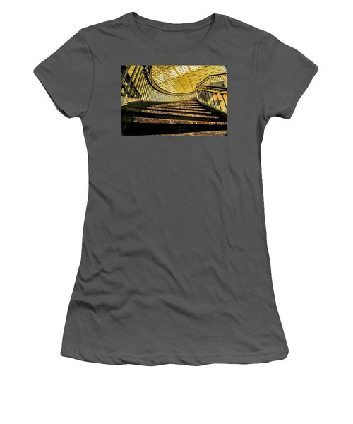 Union Station Washington Dc Women's T-Shirt (Athletic Fit)