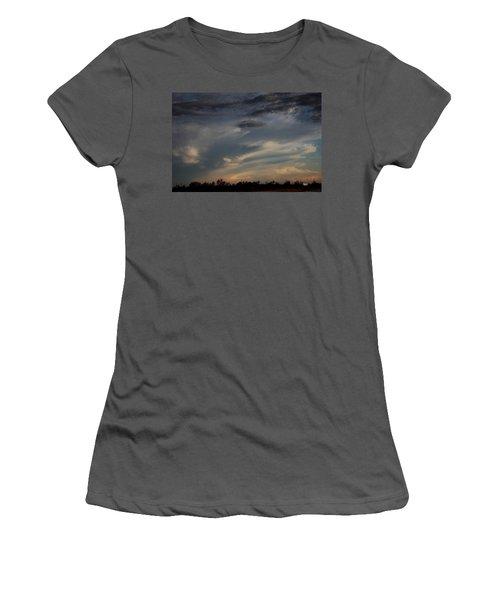 Let The Storm Season Begin Women's T-Shirt (Athletic Fit)