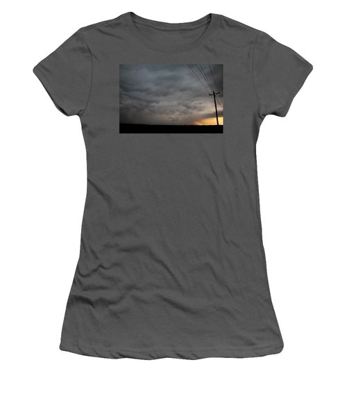 Let The Storm Season Begin Women's T-Shirt (Athletic Fit)