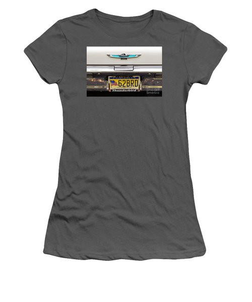 62 Brd Women's T-Shirt (Junior Cut) by Jerry Fornarotto