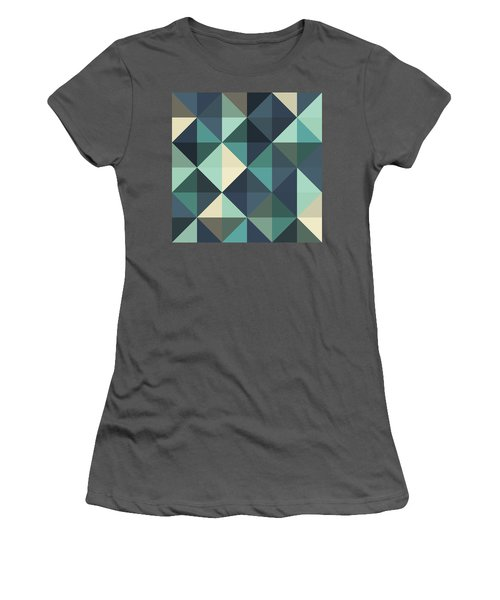 Pixel Art Women's T-Shirt (Athletic Fit)