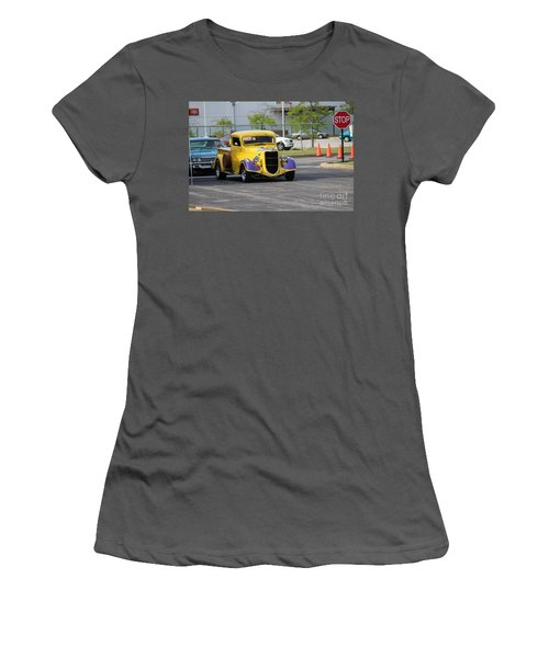 A Classic Truck Women's T-Shirt (Athletic Fit)
