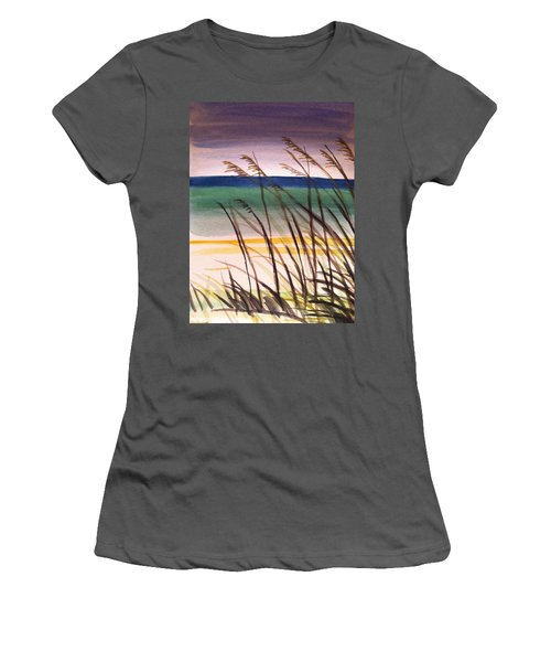 A Day At The Beach 2 Women's T-Shirt (Athletic Fit)
