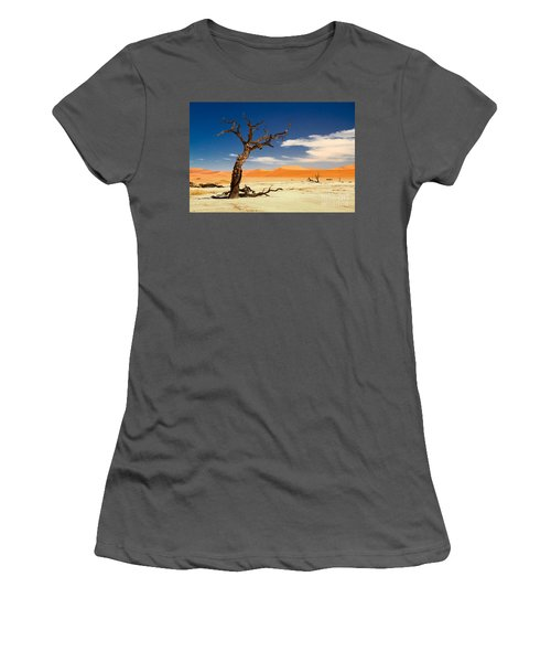 A Desert Story Women's T-Shirt (Athletic Fit)