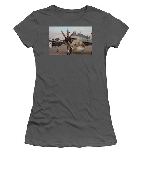 A Face Only A Mother Could Love Women's T-Shirt (Athletic Fit)