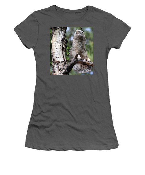 A Good Stretch Women's T-Shirt (Athletic Fit)