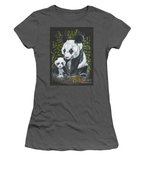A Mothers Devotion Women's T-Shirt (Junior Cut) by Carol Wisniewski