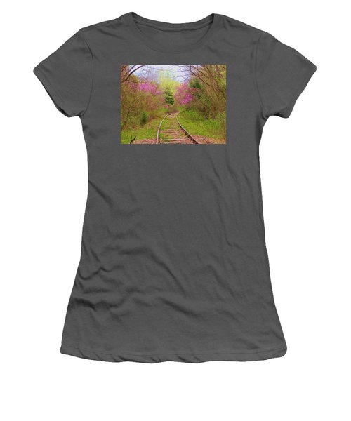 Abandoned #1 Women's T-Shirt (Athletic Fit)