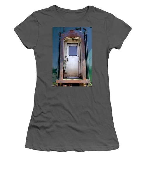 Abandoned Brilliance Women's T-Shirt (Athletic Fit)