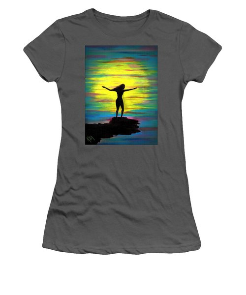Accomplished Women's T-Shirt (Athletic Fit)