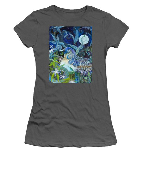 Admiration Women's T-Shirt (Junior Cut) by Leela Payne