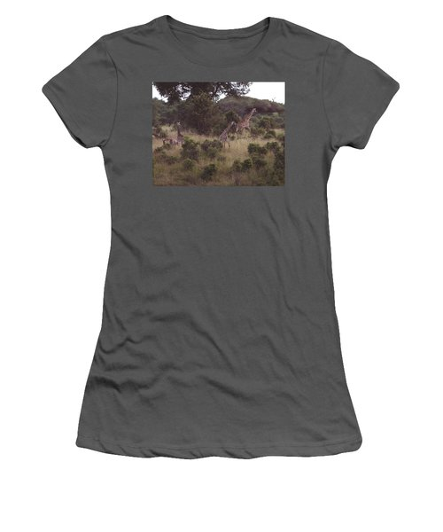 Africa Dream Women's T-Shirt (Athletic Fit)