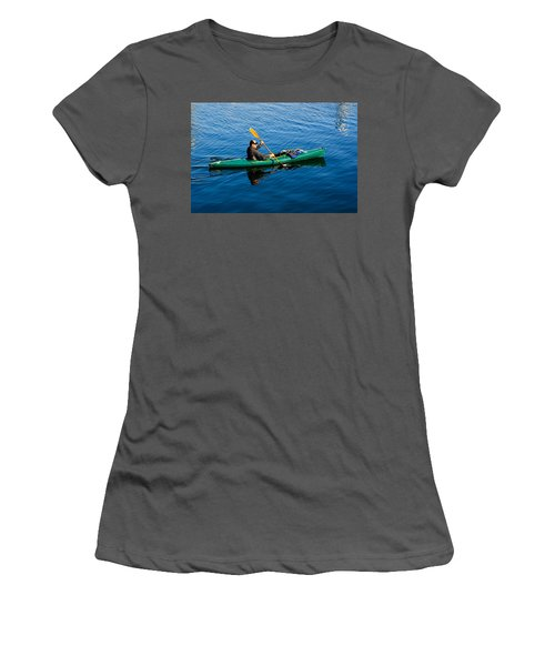 Afternoon Commute Women's T-Shirt (Athletic Fit)