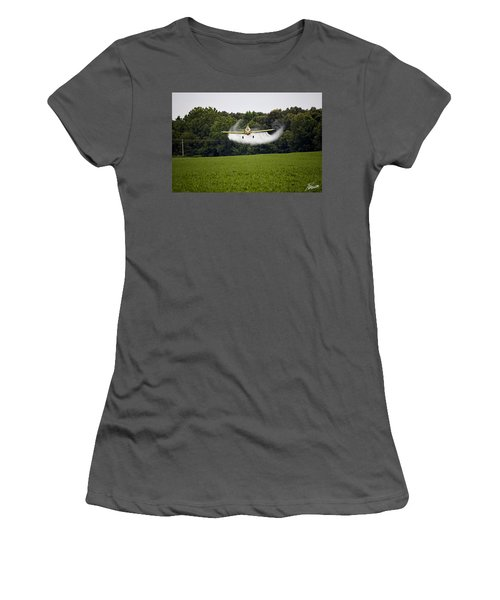 Air Tractor Women's T-Shirt (Athletic Fit)