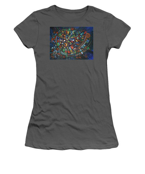 Alcheringa Women's T-Shirt (Athletic Fit)