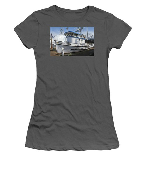 All Painted And Ready To Fish Women's T-Shirt (Athletic Fit)
