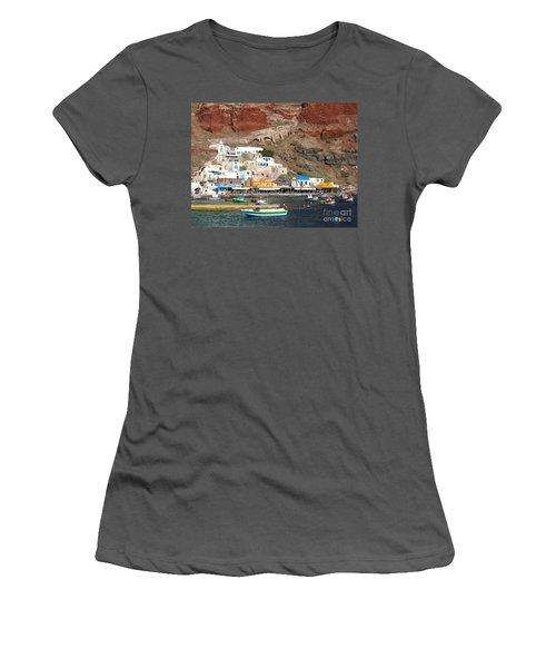 Amoudi Bay Women's T-Shirt (Athletic Fit)
