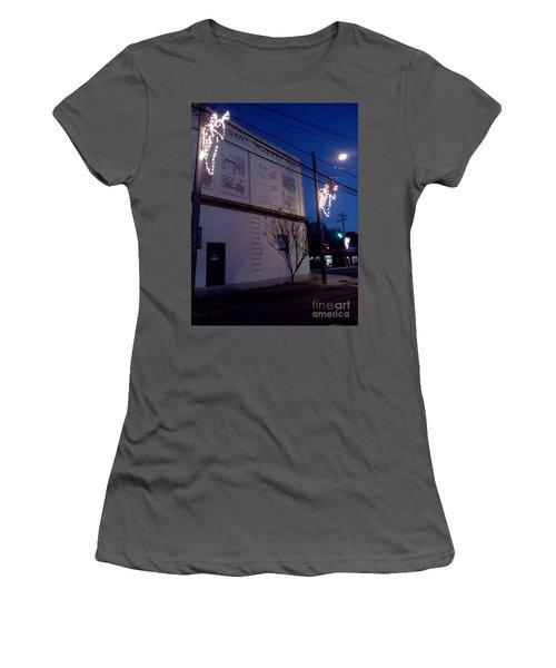 Angels Women's T-Shirt (Athletic Fit)