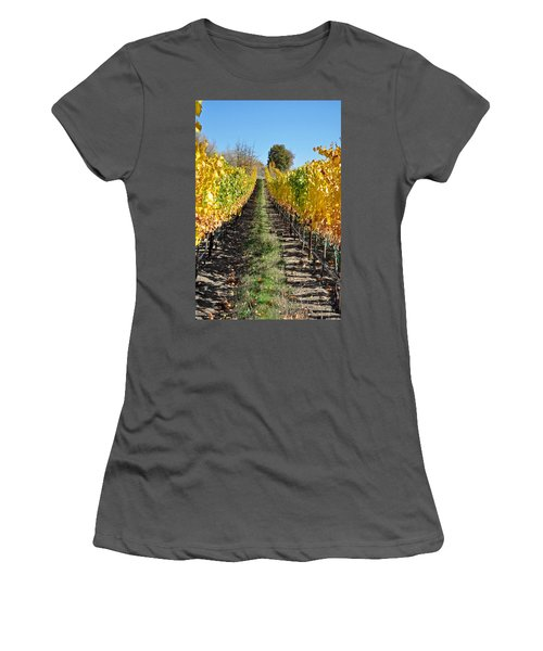 Around And About In My Neck Of The Woods Series 25 Women's T-Shirt (Athletic Fit)