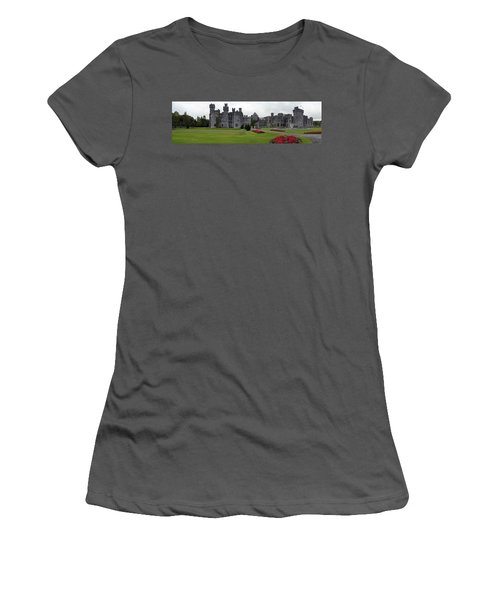 Ashford Castle Women's T-Shirt (Athletic Fit)