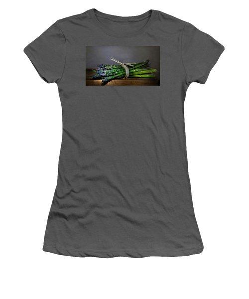 Asparagus Women's T-Shirt (Athletic Fit)