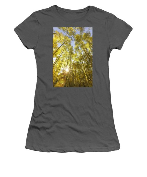 Aspen Day Dreams Women's T-Shirt (Athletic Fit)