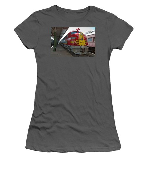 Atsf 315 Emd F7a Women's T-Shirt (Athletic Fit)