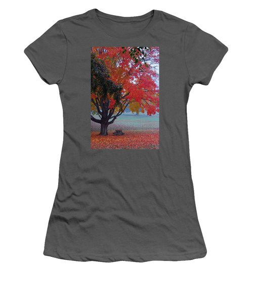 Autumn Splendor Women's T-Shirt (Athletic Fit)