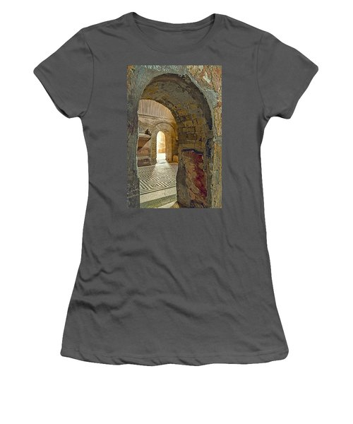 Bath House Women's T-Shirt (Athletic Fit)
