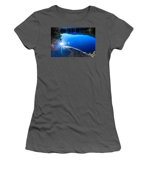 Bear Lake Women's T-Shirt (Athletic Fit)