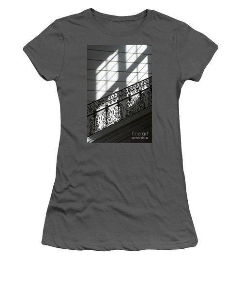 Beautiful Staircase Women's T-Shirt (Athletic Fit)