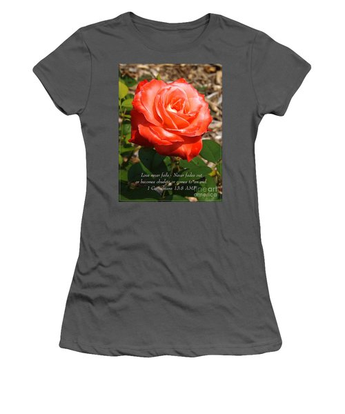 Beauty At Its Best Women's T-Shirt (Athletic Fit)