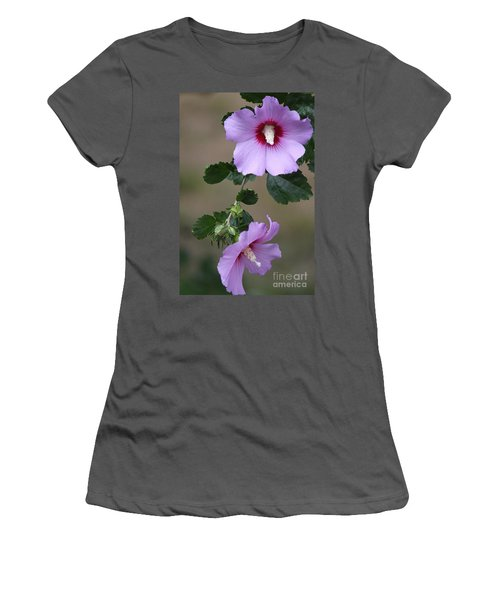 Beauty Doubles Women's T-Shirt (Athletic Fit)