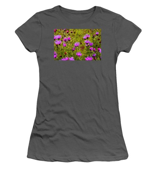 Blowin In The Wind Women's T-Shirt (Athletic Fit)