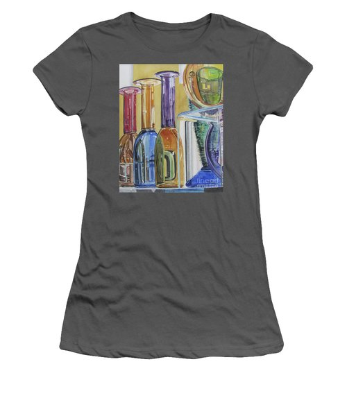 Blown Glass Women's T-Shirt (Junior Cut)